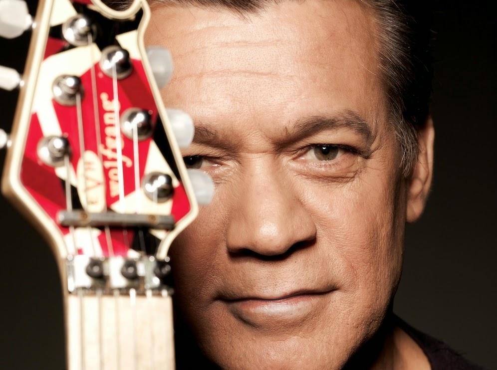 Eddie Van Halen .2.12.15