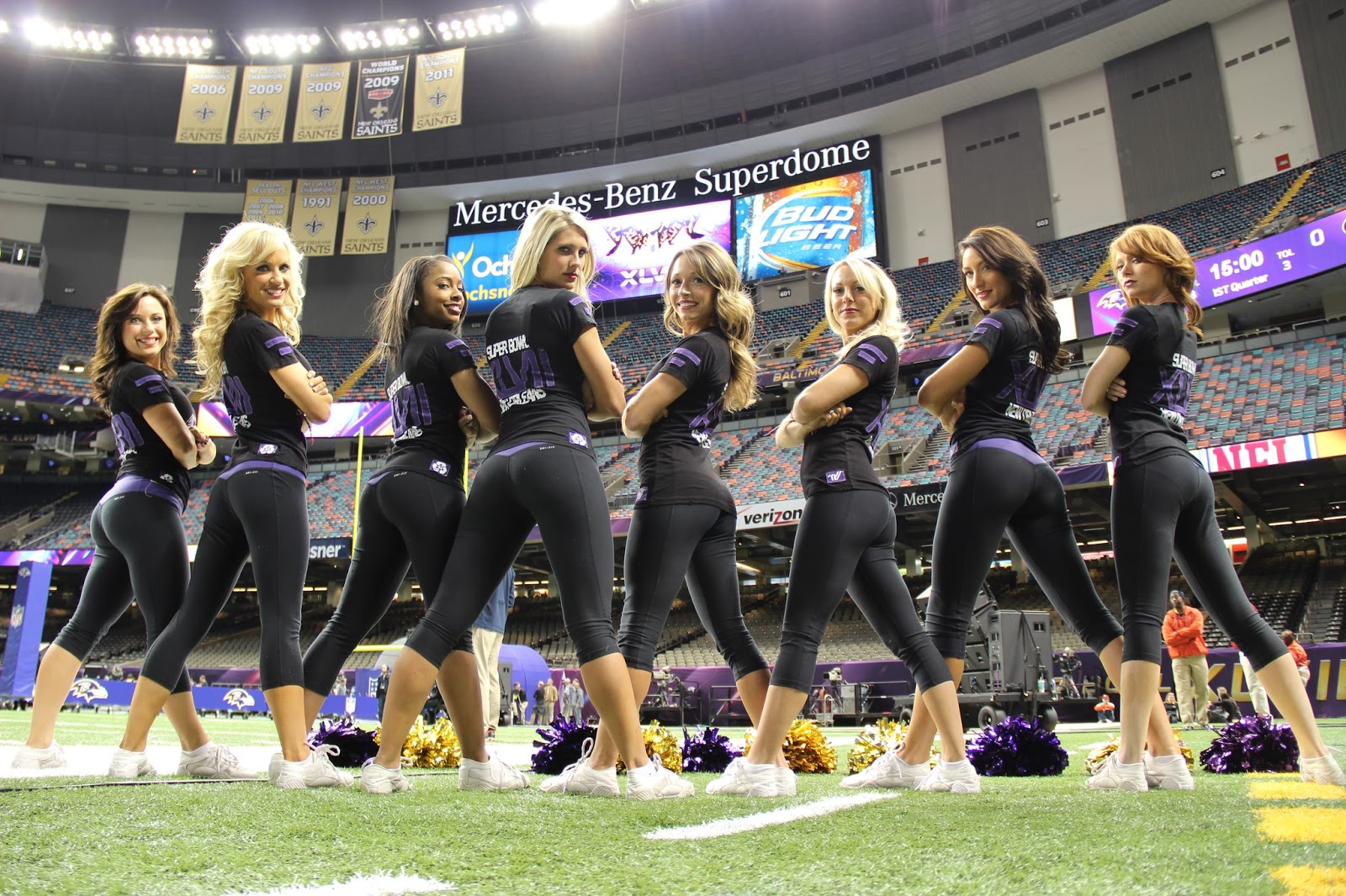 Pro Cheerleader Heaven Ranking The 15 Hottest Nfl Cheer