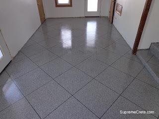 Fort Wayne Decorative Epoxy Flooring - Indiana