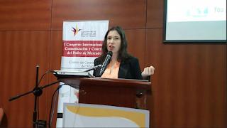 """Colegio de Periodistas de Chile participó en el I Congreso Internacional """"Comunicación  y Control del Poder de Mercado"""""""
