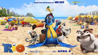 Rio 2011 Catatan random film review
