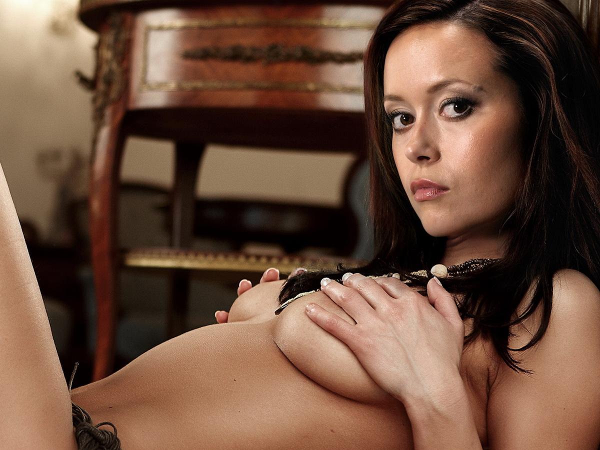 Jamie Lynn Sigler Naked The Floor Spread Legs Show Shaved Pussy