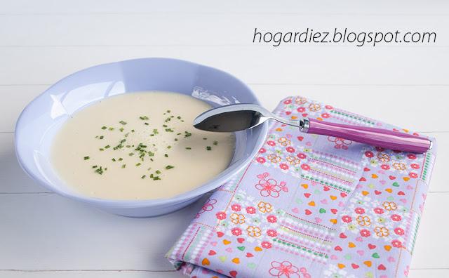 Crema de calabac n con chef o matic pro - Recetas cocina chef matic pro ...