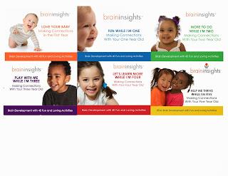 Brain Development Activity Packets www.braininsightsonline.com