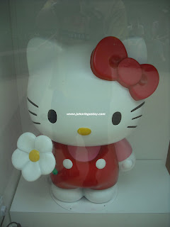johor apartment nears hello kitty
