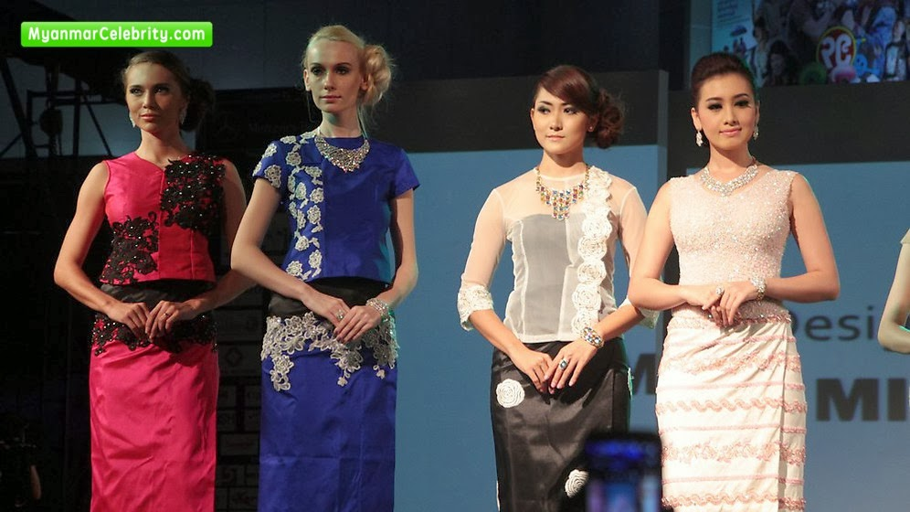 Myanmar Fashion Designer Group Show Myanmar INT l Fashion Week