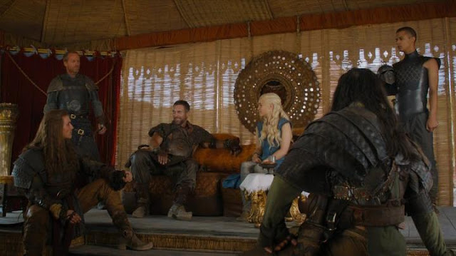 HBO Game of Thrones S03E08: Dany and Second Sons