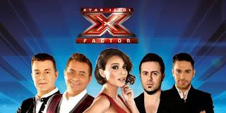 STAR IŞIĞI X FACTOR 6.Bölüm 10 MART 2014 İZLE