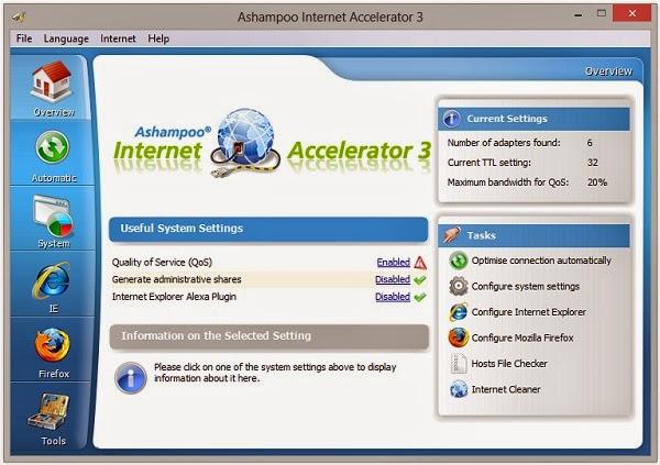 free web accelerator
