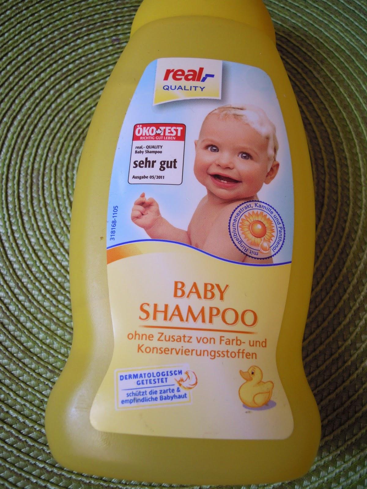 Bardzo delikatny szampon dla dzieci z Reala a Babydream - recenzja