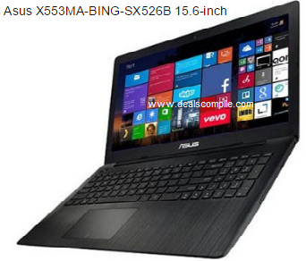 Asus Laptop X553MA-BING-SX526B Rs. 19440 – Amazon