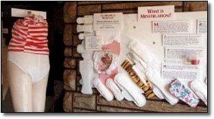 7 Musium Paling Menakutkan di Dunia: Musium Menstruasi dan Kesehatan Wanita