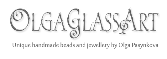 OlgaGlassArt - artisan handmade beads and jewelry by Olga Pasynkova