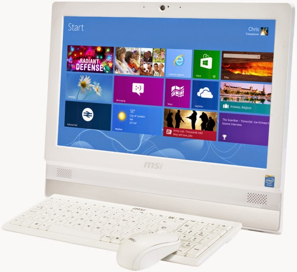 MSI Adora20 AIO PC