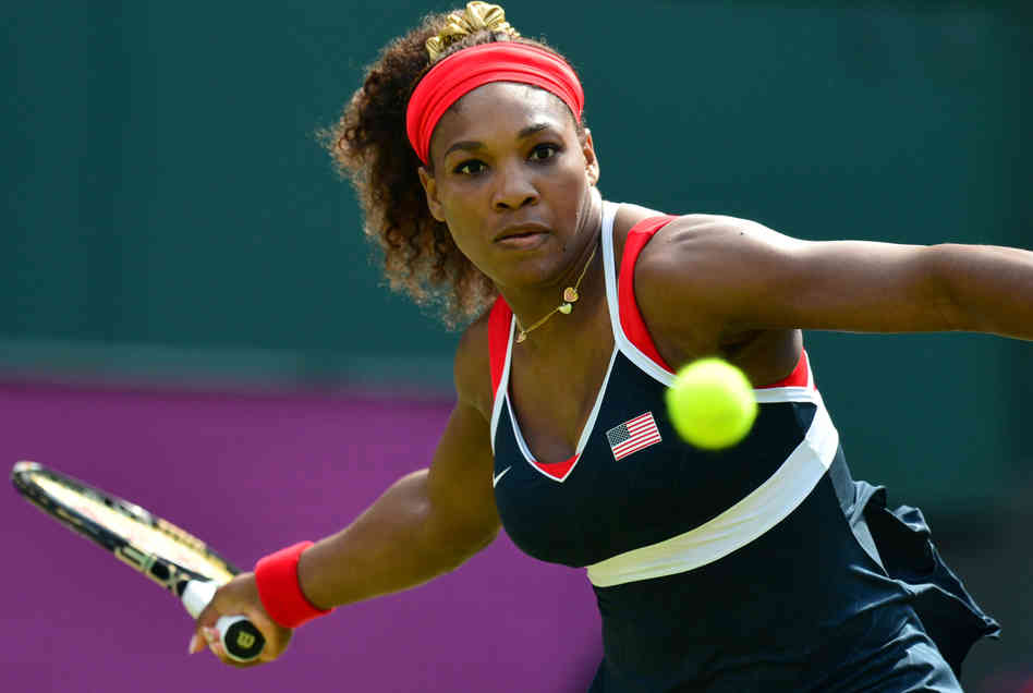 serena williams professional tennis player pictures