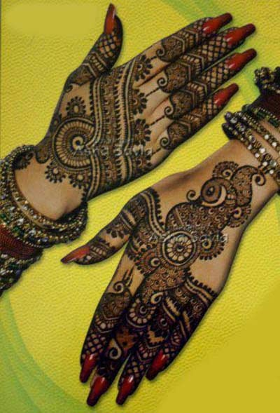 Latest mehndi designs for party functions and festivals health care