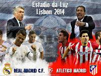 Derby Madrid di Final Liga Champions 2014