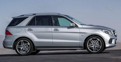 2017 Mercedes-Benz GLE Powertrain and Pricing