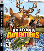 Cabela&#8217;s Outdoor Adventures &#8211; PS3