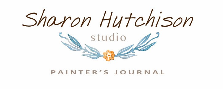 sharon hutchison studio  painter's journal