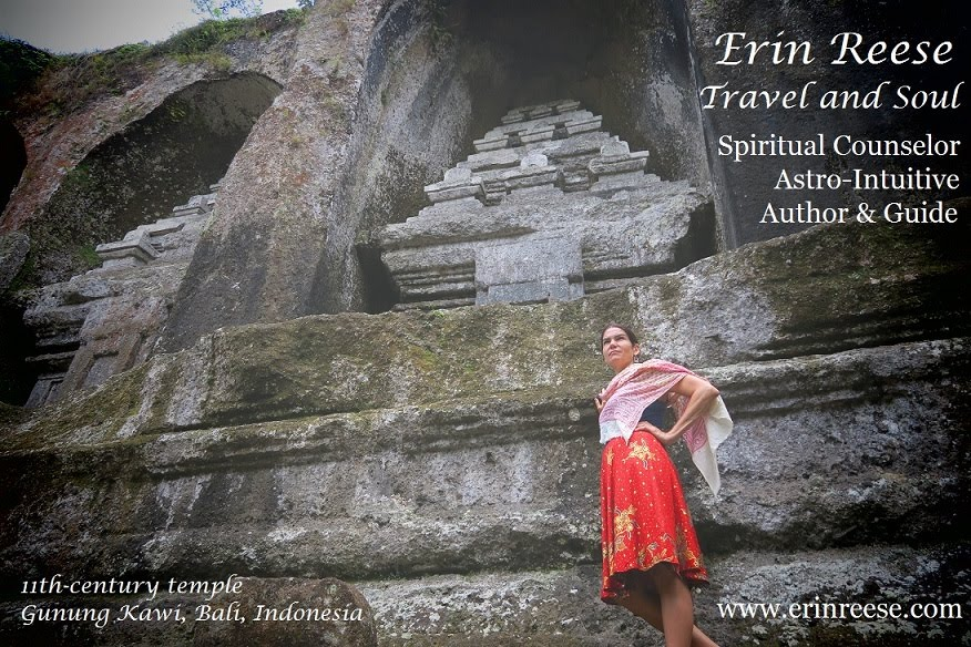 Erin Reese * Travel and Soul * Astro-Intuitive * Spiritual Counselor