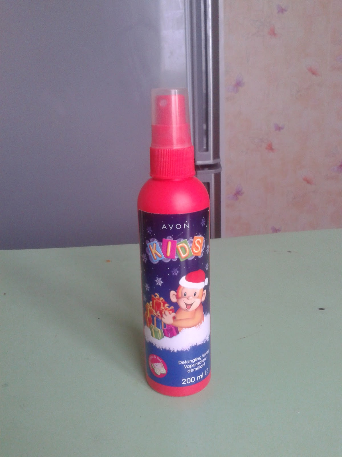 Спрей для волос облегчающий расчесывание
