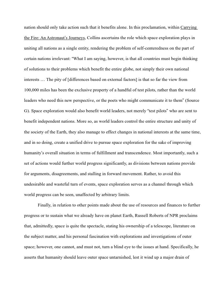 essay on autistic children