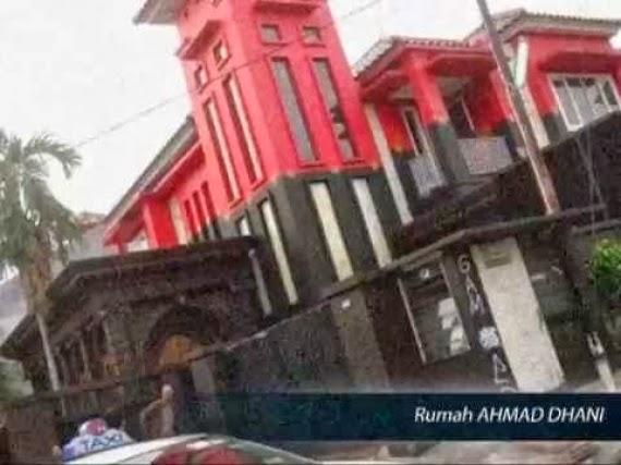 10 rumah mewah artis Indonesia