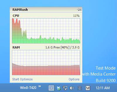 Mengoptimalkan Sistem Performa di Windows Menggunakan Free RAM Optimizer