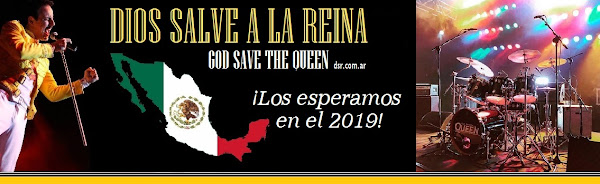 Dios Salve a la Reina (God Save The Queen) ¡Los esperamos en el 2019!