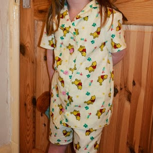 Lazy day pyjamas