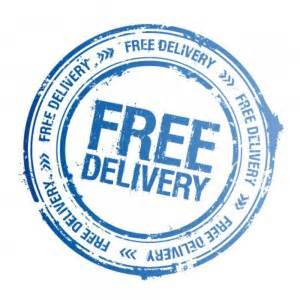 Everyday FREE Delivery!!
