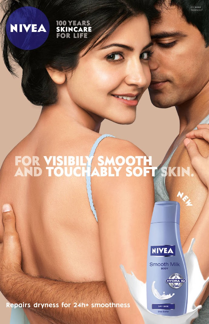  Anushka Sharma Sizzling Nivea Ad 