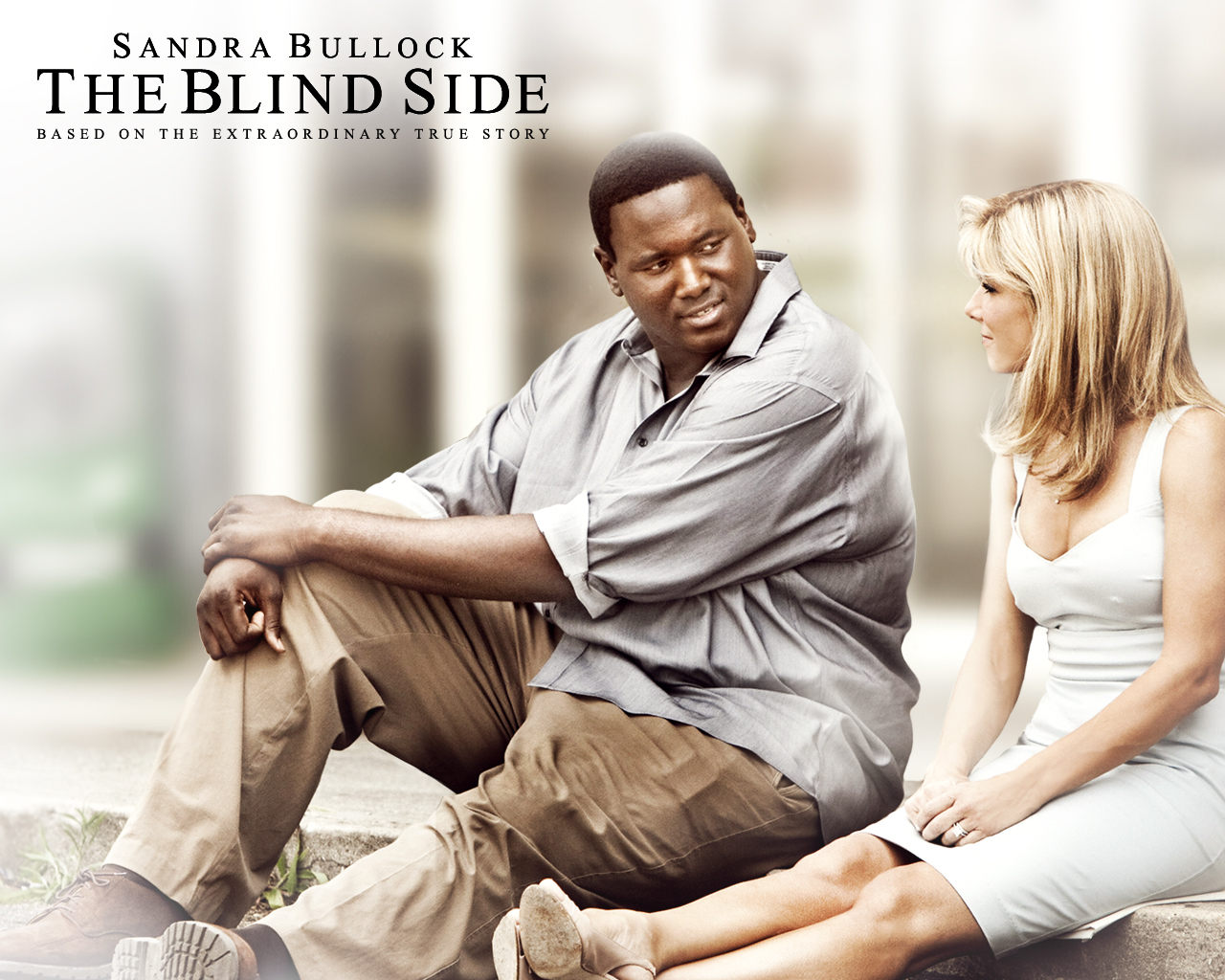 Reli es de cine: The blind side