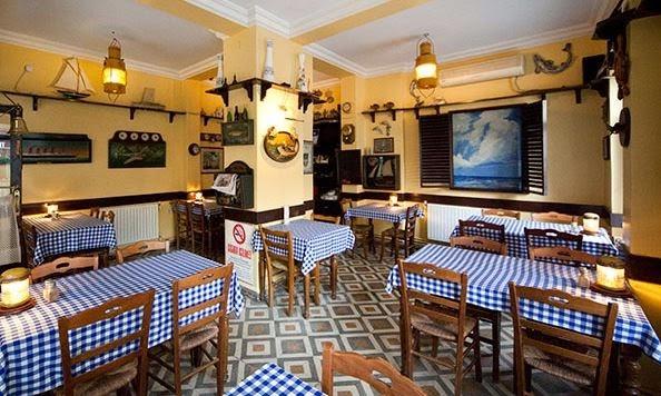 Deep Restoran, Beyoğlu
