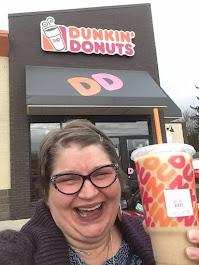 Dunkin Donuts, Frozen Vanilla Chai, Canton OH 2019