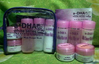 a-DHA White Series Paket Exclusive