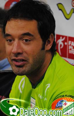 Oriente Petrolero - Alejandro Delorte - Club Oriente Petrolero
