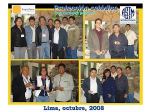 Perú, Lima, octubre de 2008