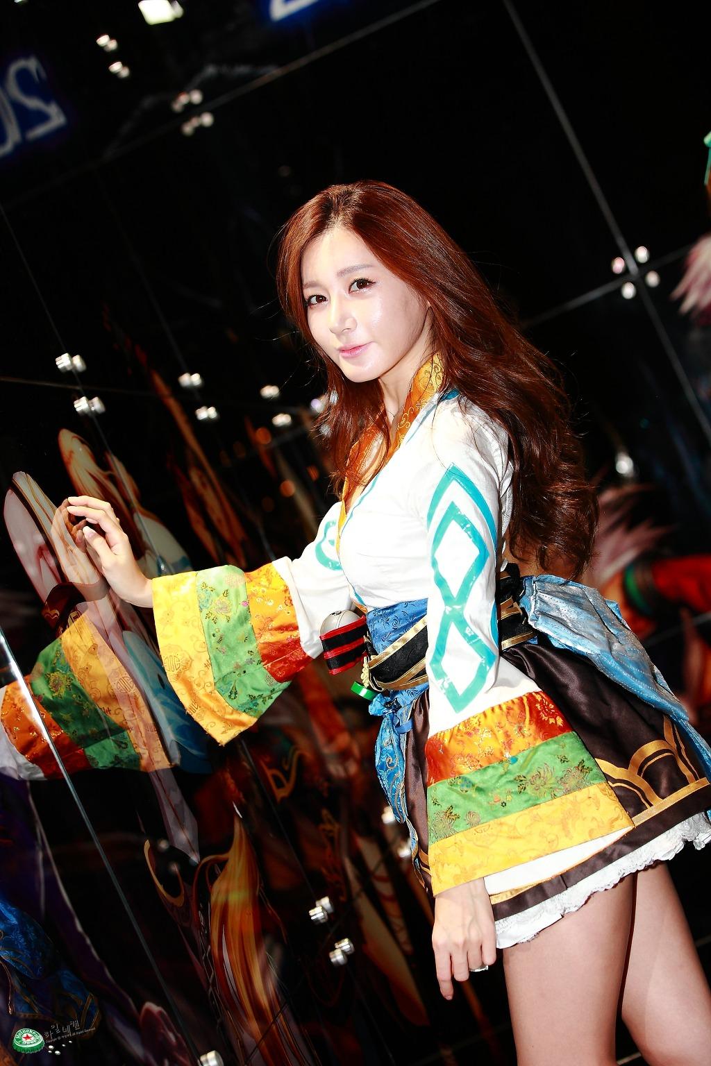 Han Ji Eun at D&F Festival 2012