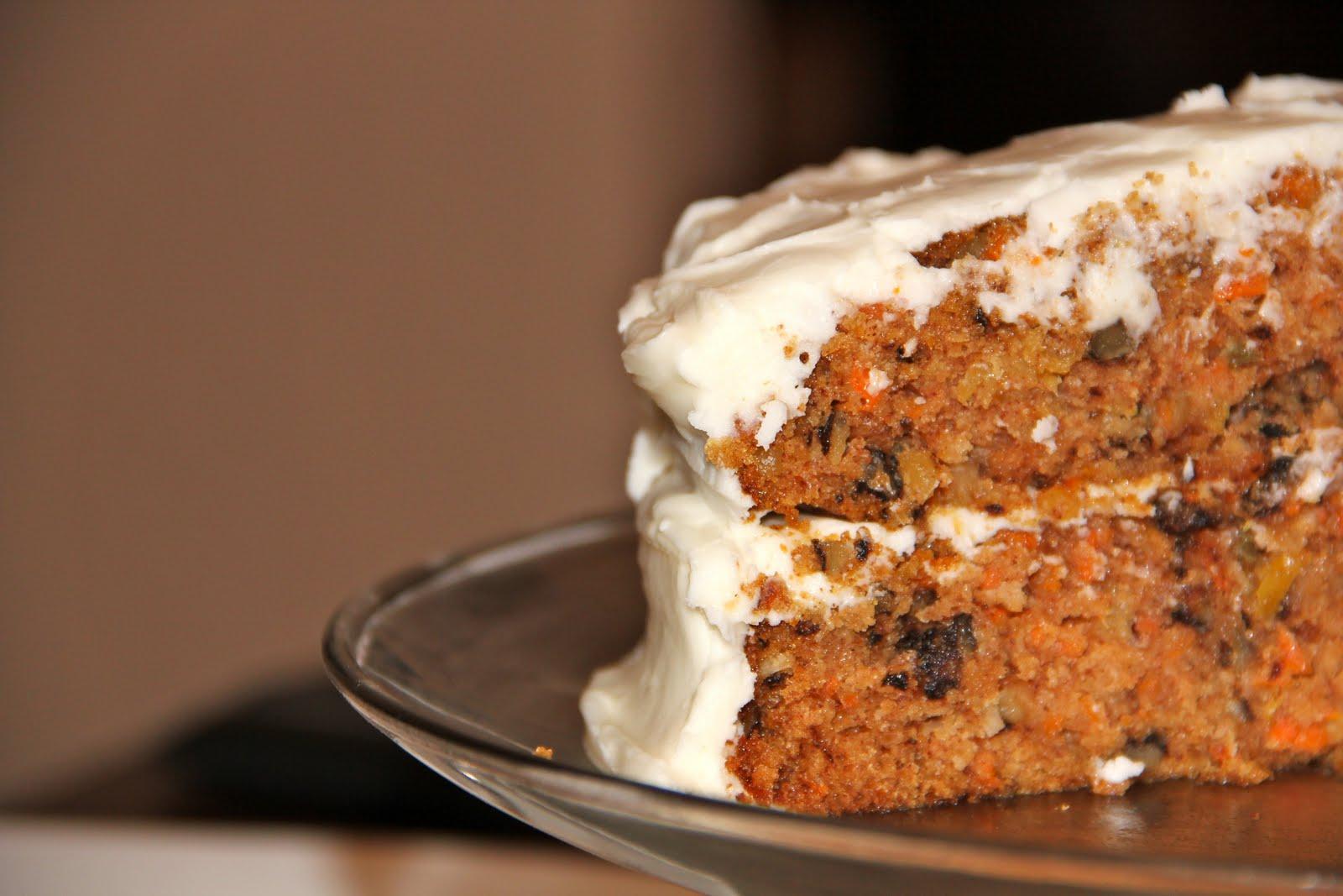 Blue Ribbon Carrot Cake Cream Cheese Icing Recipe