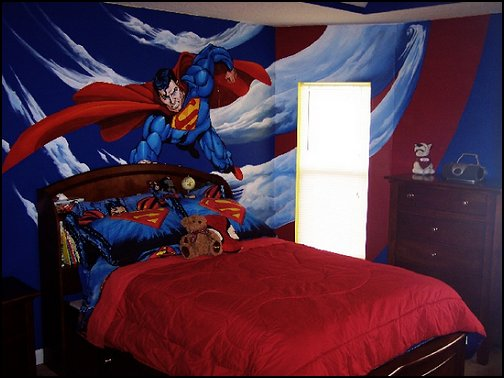 manor superman bedroom decorating ideas superman decor superman