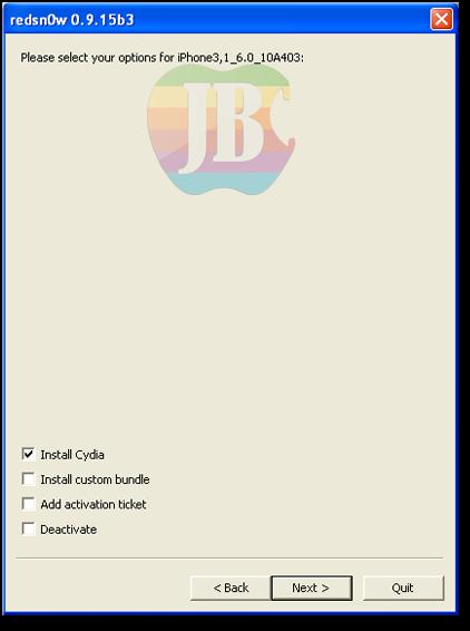 Cara Jailbreak iPhone dan iPod Touch iOS 6.1.3 6.1.4 6.1.5 Untethered