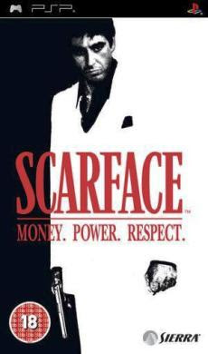 Scarface: Dinero, Poder y Respeto [PSP]