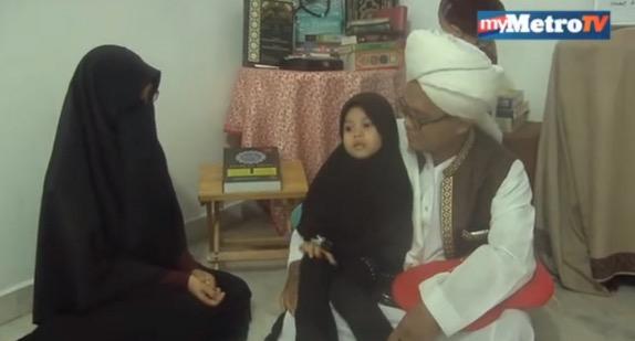 Budak khatam Al Quran di usia 4 tahun, kini sudah menghafal beberapa ayat Al Quran
