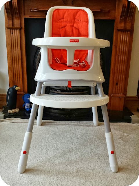 fisher price evolve, fisher price high chair, grow with me high chair, easy clean high chair