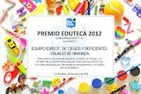 Premio Especial 2012 de La Eduteca