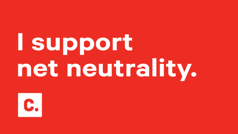 Sign here to support.