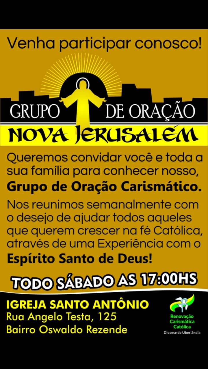 G.O Nova Jerusalém