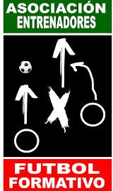 Escudo Oficial de la Asociación de Entrenadores de Fútbol Formativo Futbolscopia, A.C.